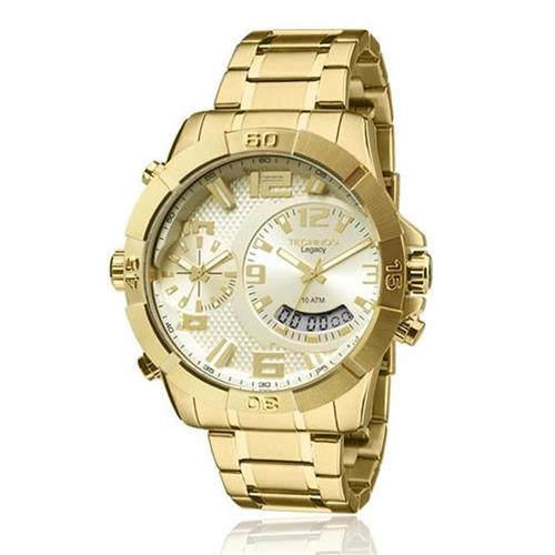 70fb4b6dcdc Relógio Masculino Technos Classic Legacy T205FI 4X Dourado