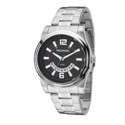 Relógio Masculino Technos Ref 2115KST/1A  Aço