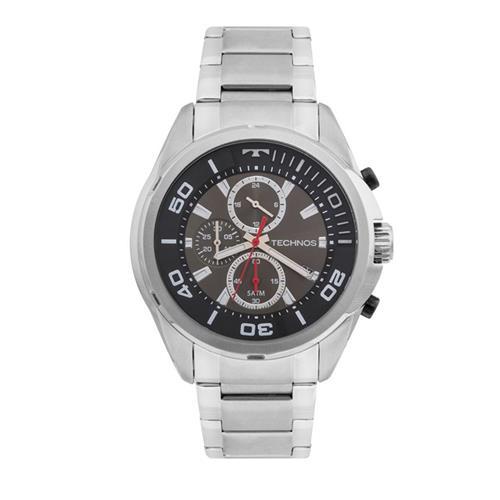 Relógio Masculino Technos JS15EN/1C Aço
