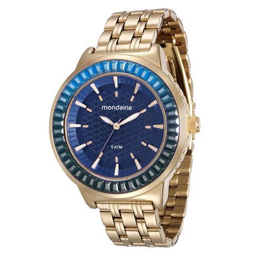 Relógio Feminino Mondaine 76624LPMVDE6 Dourado