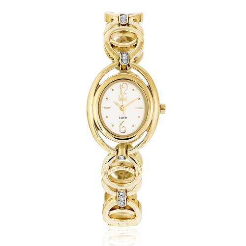 Relógio Feminino Dumont Splendore Ref. DU2035LQE/4K Dourado