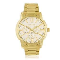 Relógio Masculino Technos Classic Grandtech Ref 6P29AHA/4K Dourado