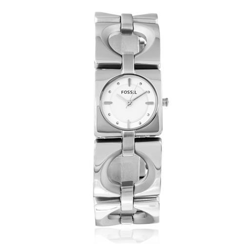Relógio Feminino Fossil Analógico FES2216Z Aço