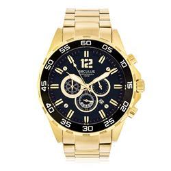 Relógio Masculino Seculus Chronograph 20372GPSVDA1 Dourado