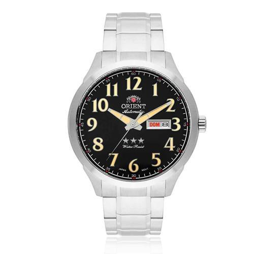 d9f45d17b94 Relógio Masculino Orient Automático 469SS074 P2SX Aço