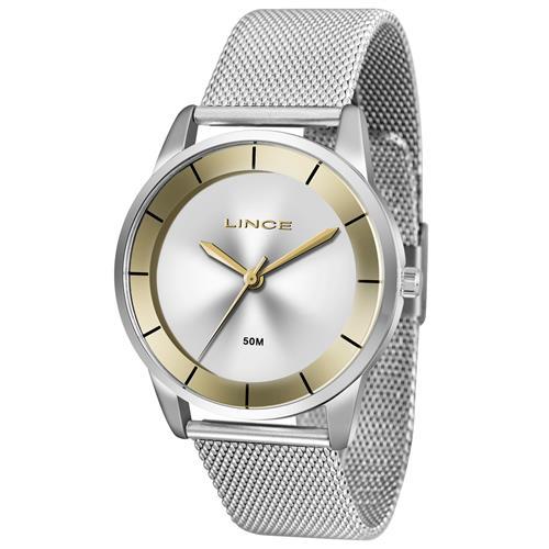 Relógio Feminino Lince LRT4405L S1SX  Aço