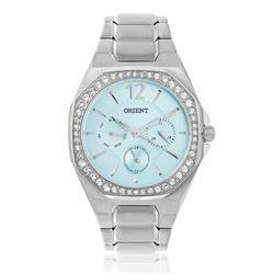 Relógio Feminino Orient Swarovski 70604 FBSSM031 A2SX Cristais
