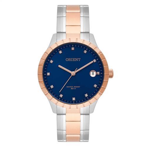 Relógio Feminino Orient Swarovski FTSS1116 D1SR Misto