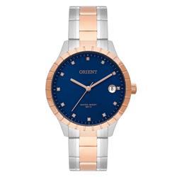 2af87cca880 Relógio Feminino Orient Swarovski FTSS1116 D1SR Misto