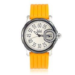 ba96892a267 Relógio Feminino RSVP Analógico SN45087P Pulseira de Borracha com Calendário