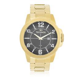 Relógio Masculino Technos Racer 2115MGS/4A Dourado