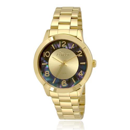 Relógio Feminino Condor Analógico CO2035KRJ 4A Dourado 0379423dd0