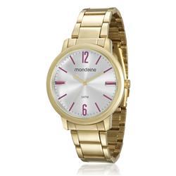 Relógio Feminino Mondaine 53535LPMVDE2 dourado