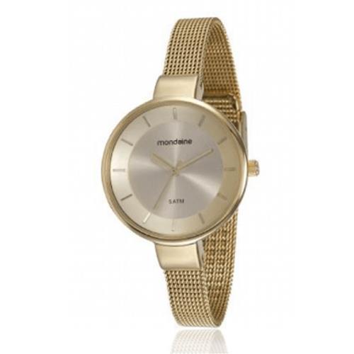 Relógio Feminino Mondaine 76597LPMVDE1 Dourado