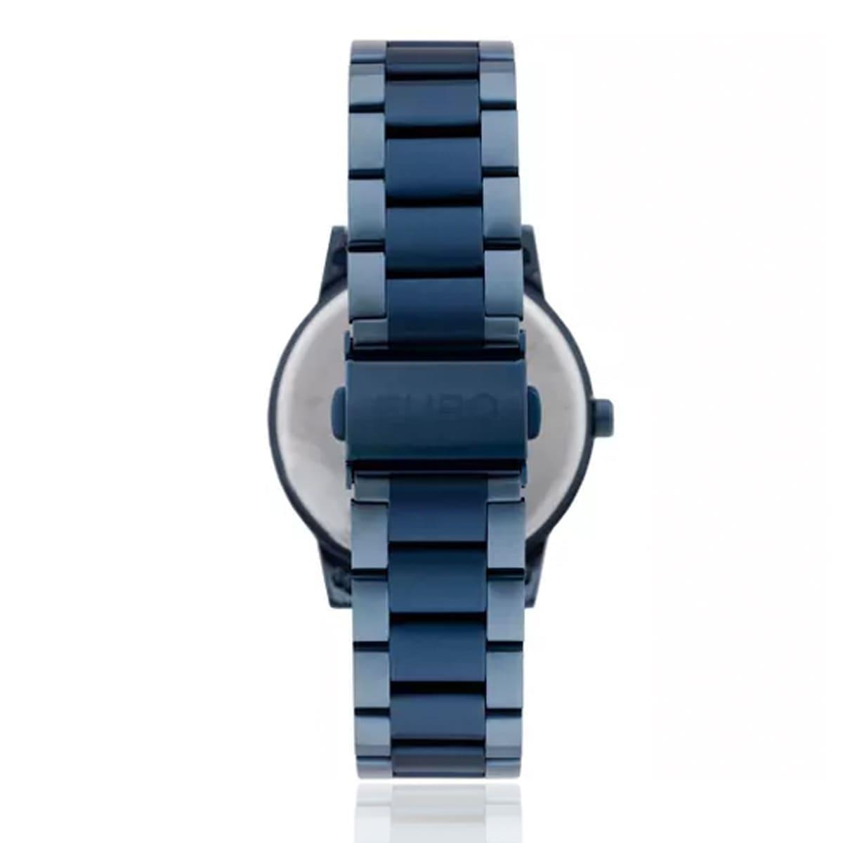 00f9b5fbeb7 Relógio Feminino Euro Metal Colors Analógico EU2036YLI 4A Azul