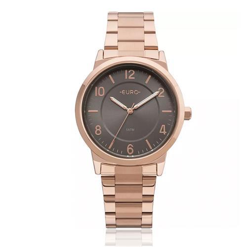 Relógio Feminino Euro Analógico EU2036YLY/4J Rose