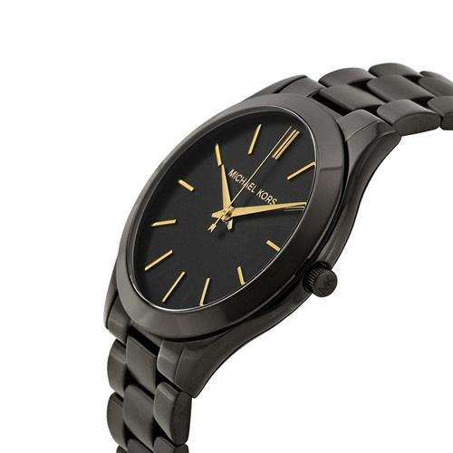 Relógio Feminino Michael Kors MK3221 4PN Preto f10ee44f7f