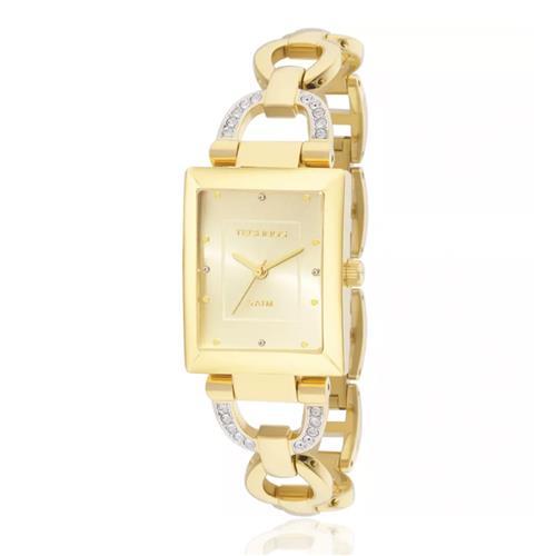 7e72e634e62 Relógio Feminino Technos Fashion 2035LYN 4X Dourado