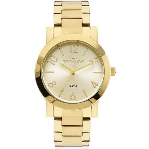 038384b01a5 Relógio Feminino Technos 2035MLN 4X Durado