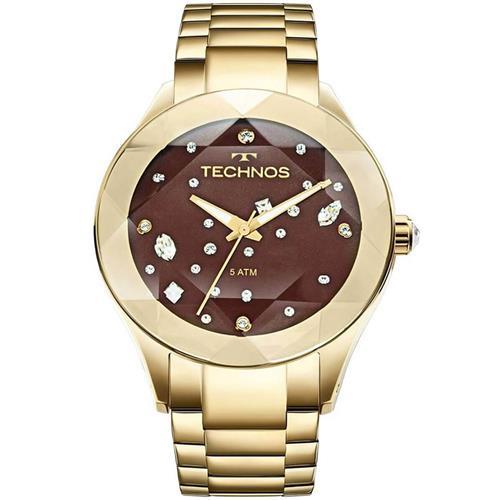 5f8d20ea5af Relógio Feminino Technos 2039ATDTM 4M Durado