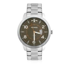 Relógio Masculino Technos 2115KTM/1C Aço