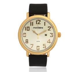 Relógio Masculino Mondaine Analógico 83354GPMVDH2 Dourado