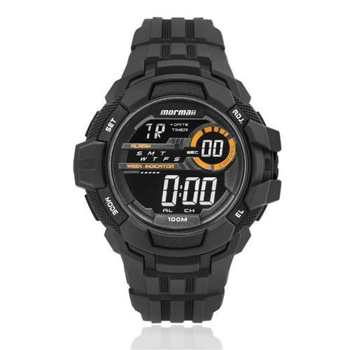 Relógio Masculino Mormaii MO82011AA/8L Preto