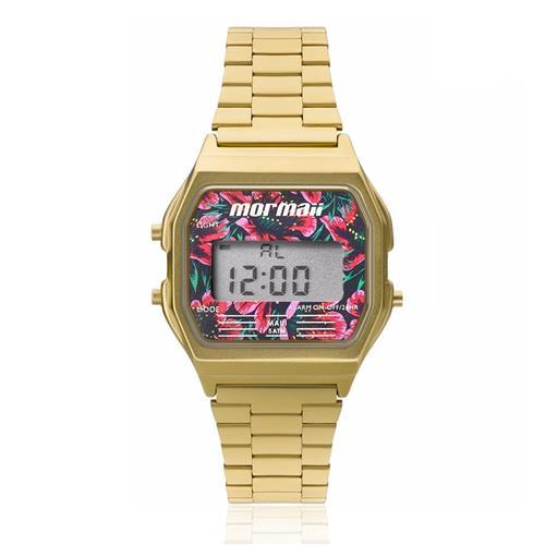 3d9caf4df6ea2 Relógio Feminino Mormaii MOJH02AD 4D Dourado