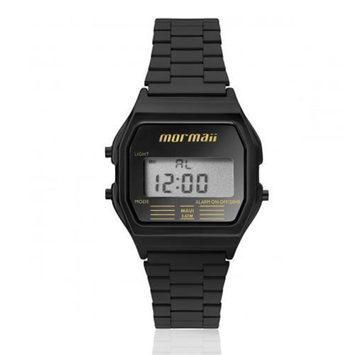 Relógio Feminino Mormaii MOJH02AJ/4P Preto