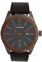 Relógio Masculino Mondaine Analógico 99080GPMVSH1 Preto