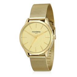 Relógio Feminino Mondaine Analógico 99123LPMVDE1 Dou. b69b27f8e4