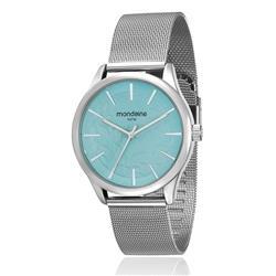 Relógio Feminino Mondaine Analógico 99123L0MVNE2 Aço. 0b0eb2aa4a