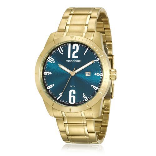 Relógio Feminino Mondaine Analógico 99155GPMVDA2 Dourado