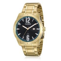 Relógio Feminino Mondaine Analógico 99155GPMVDA1 Dourado