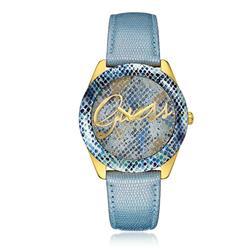 Relógio Feminino Guess Analógico 92536LPGTDC3 Couro 6b9b4edba7
