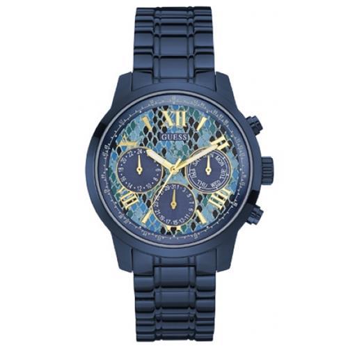 Relógio Masculino Guess Analógico 92521LPGSEA8 Azul
