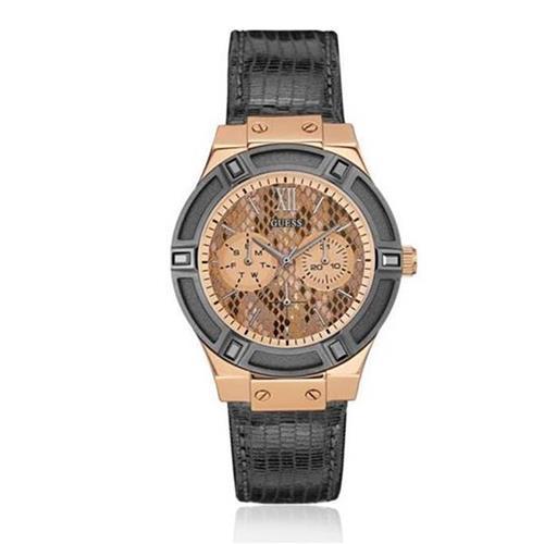 Relógio Feminino Guess  Ref 92506LPGSRC Couro