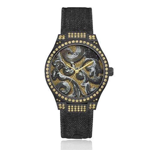 Relógio Feminino Guess  Ref 92615LPGSPC1 Preto
