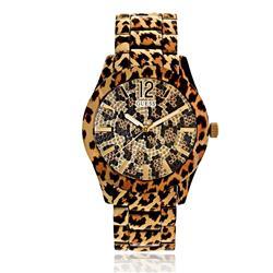 223debcc608 Relógio Feminino Guess Analógico 92467LPGSDA1 Animal Print