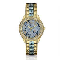 Relógio Feminino Guess 92573LPGSDA1 Dourado