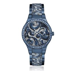 Relógio Feminino Guess Ref 92615LPGSEA2 Azul