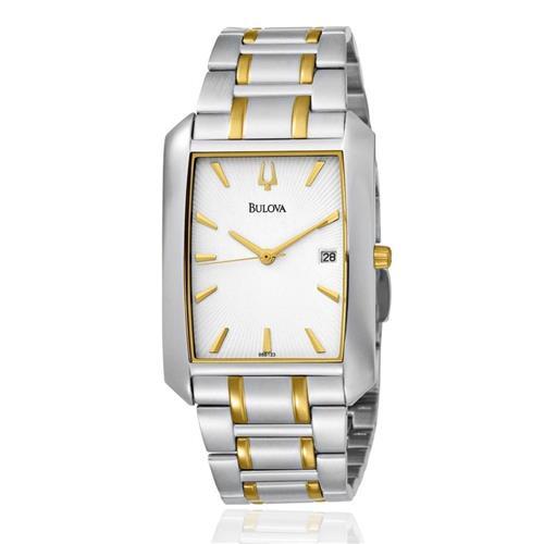 Relógio Masculino Bulova Analógico WB21463B Misto