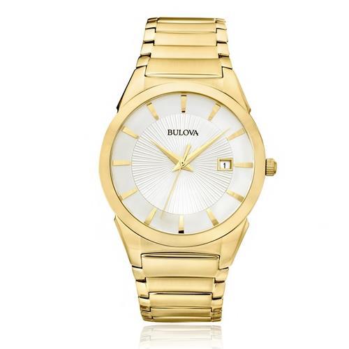Relógio Masculino Bulova WB21605H Dourado