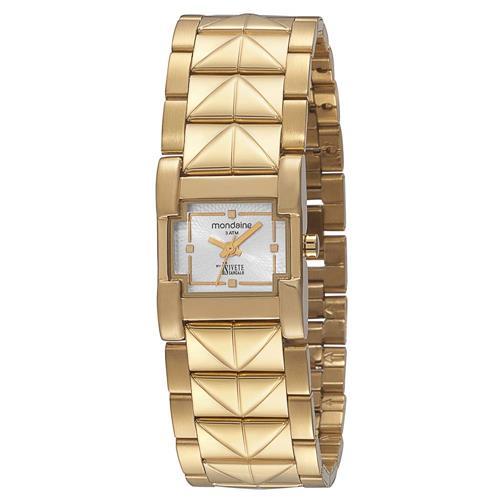 Relógio Feminino Mondaine By Ivete Sangalo 69211LPMFDE1 Dourado