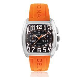 Relógio Officina Del Tempo Marrakech com Calendário e Cronógrafo