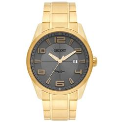Relógio Masculino Orient Dourado MGSS1131 G2KX Dourado