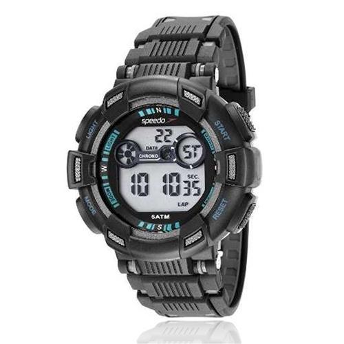 Relógio Masculino Speedo Esportivo Digital 81172G0EVNP2 Poliuretano