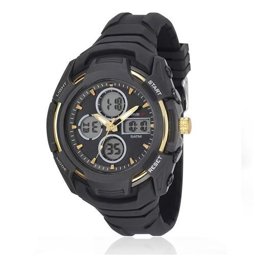 Relógio Masculino Speedo Esportivo Digital 81172G0EVNP1 Poliuretano