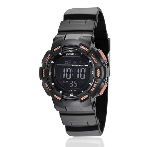 Relógio Feminino Speedo Esportivo digital 81168L0EVNP1 Borracha