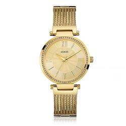 a7797b17840 Relógio Feminino Guess Analógico 92580LPGDDA2 Dourado